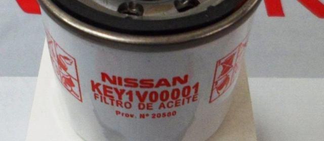 Filtro De Aceite Nissan 350 z/ Tiida  / Sentra / Xtrail Original